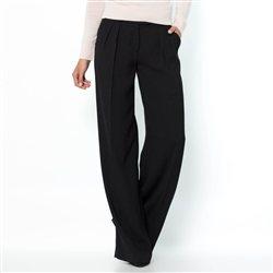 pantalon large femme quand il est fluide on l 39 adore. Black Bedroom Furniture Sets. Home Design Ideas
