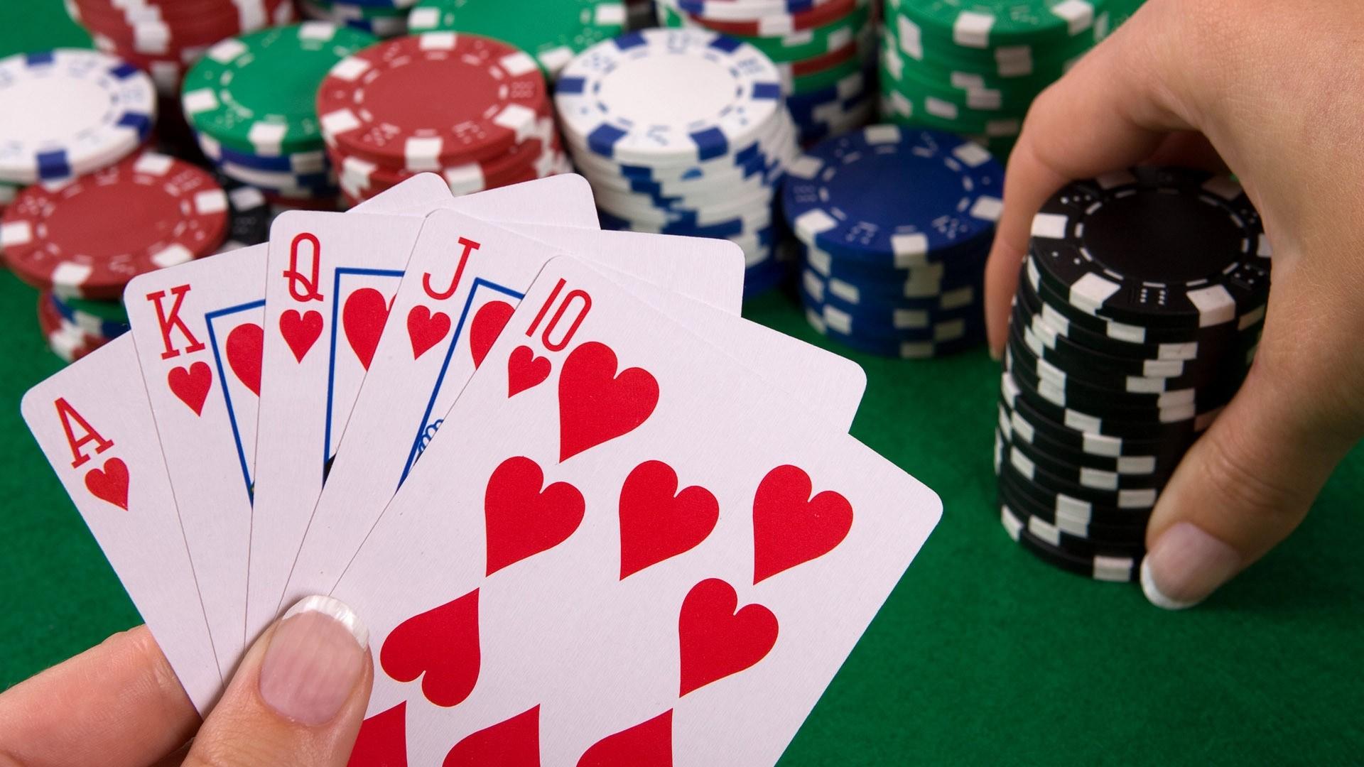 casino party a quoi servent les diamants